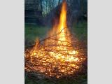 Szabadtéri tűzgyújtás